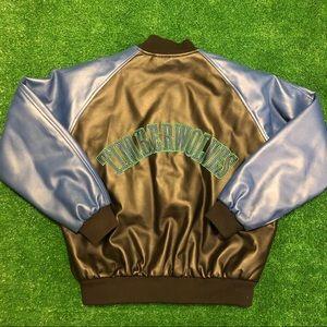 Vintage Minnesota Timberwolves Jacket